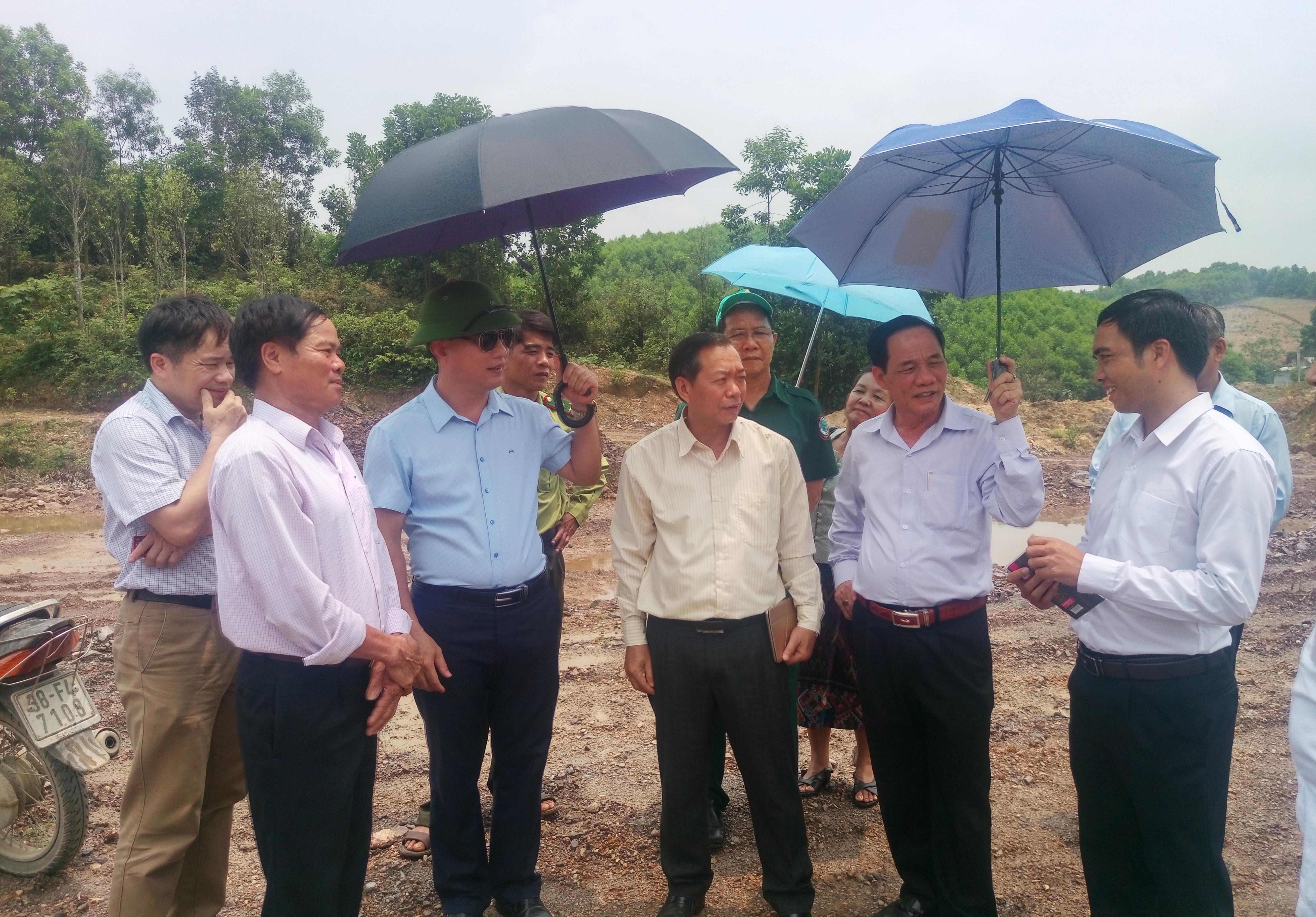 Tấm gương sáng trồng rừng ở xã Hương Minh