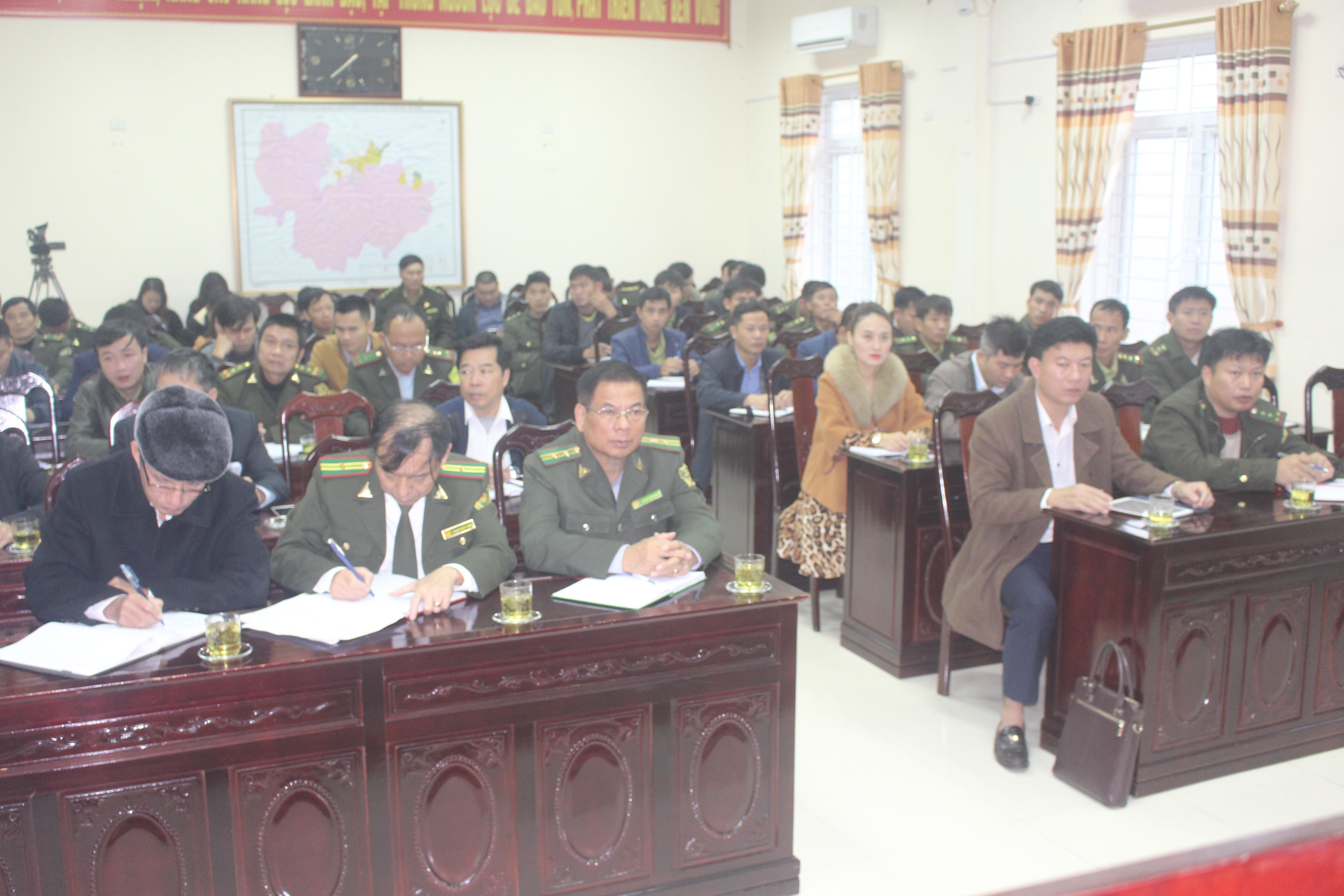 Hội nghị học tập, quán triệt các nội dung Hội nghị TW8 khóa XII của Đảng, triển khai chuyên đề về tư tưởng, đạo đức, phong cách Hồ Chí Minh năm 2019