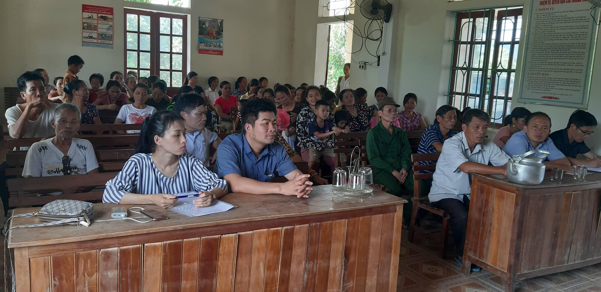 Vườn Quốc gia Vũ Quang triển khai công tác tuyên truyền Bảo vệ rừng và phòng cháy chữa cháy rừng năm 2019