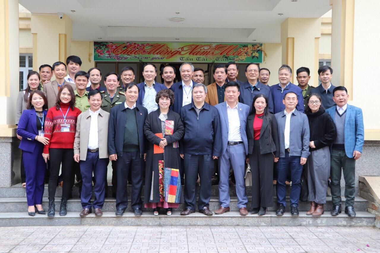Cơ hội phát triển kinh tế cho người dân miền núi Vũ Quang