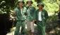 Chủ tịch và cán bộ xã Hương Minh, Hương Thọ, Sơn Kim 2 cùng tham gia tuần tra bảo vệ rừng VQG Vũ Quang